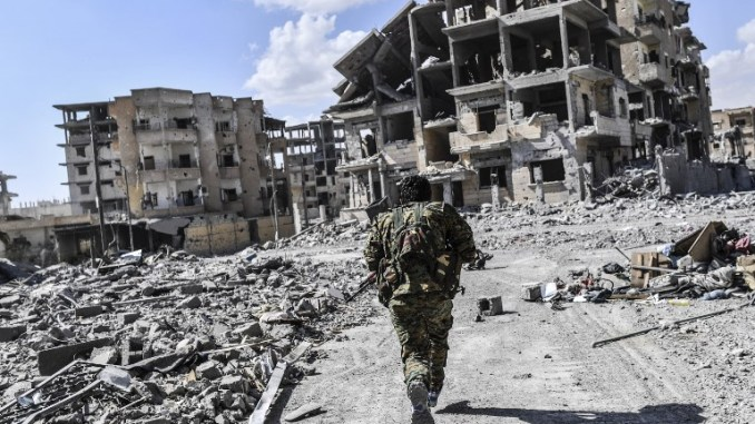 الحرب السورية (AFP)