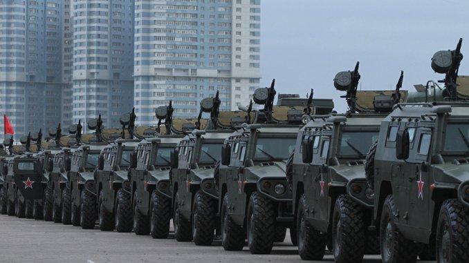 """مركبات """"النمر"""" الروسية"""