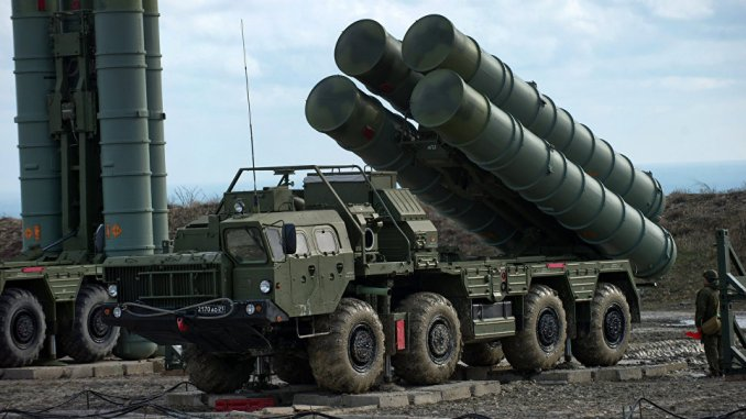 صواريخ إس-400