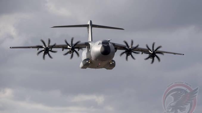 طائرة النقل العسكري A400M Atlas