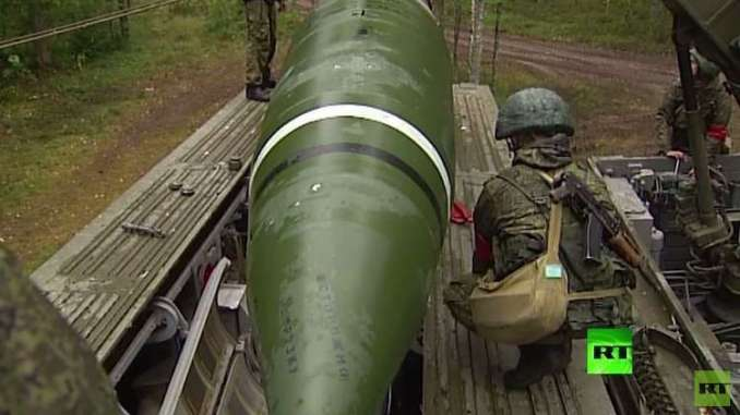 صواريخ إسكندر