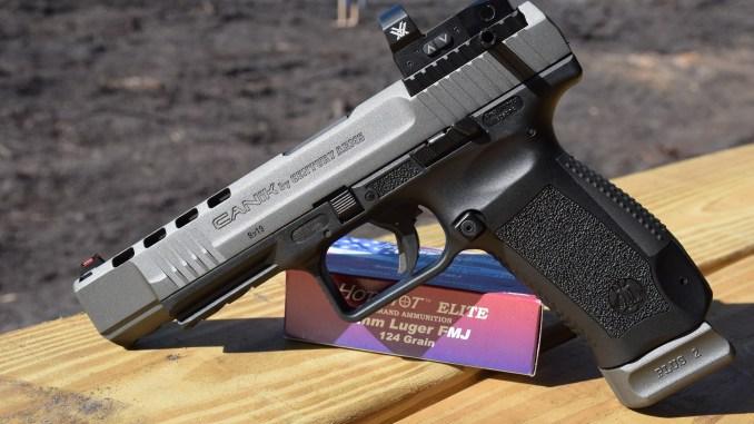 مسدس جانيك TP9 SFX التركي