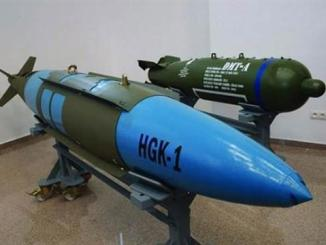 صواريخ موجهة تركية