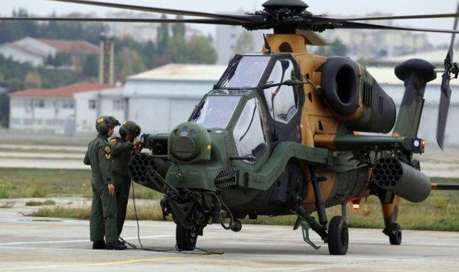 صناعة الدفاع التركية - مروحية أتاك