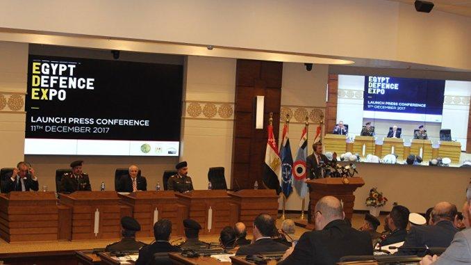 مؤتمر إطلاق معرض إيديكس 2018