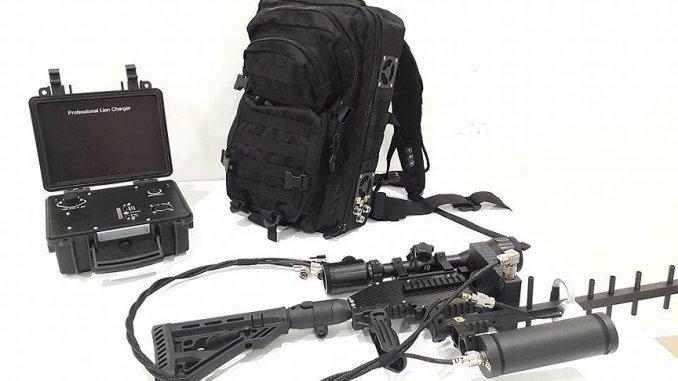 أسلحة مضادة للطائرات بدون طيار