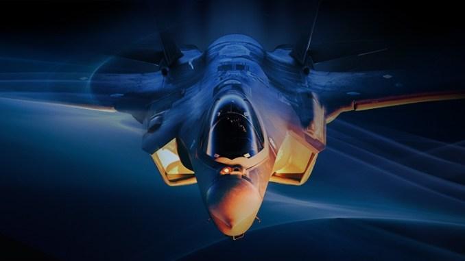 مقاتلة إف-35 الأميركية
