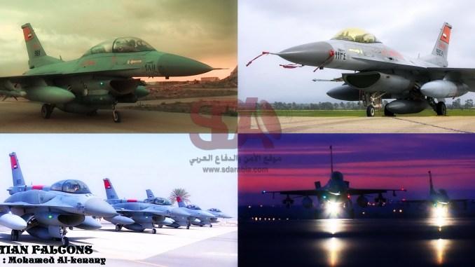 تقرير مُفصّل عن مقاتلات أف-16