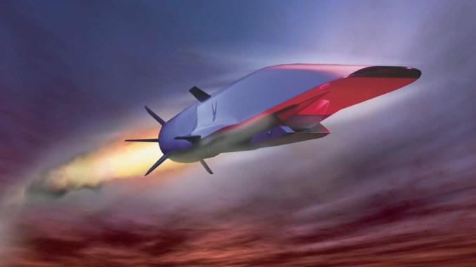 """نموذج عن صاروخ """"تسيركون"""" الروسي"""