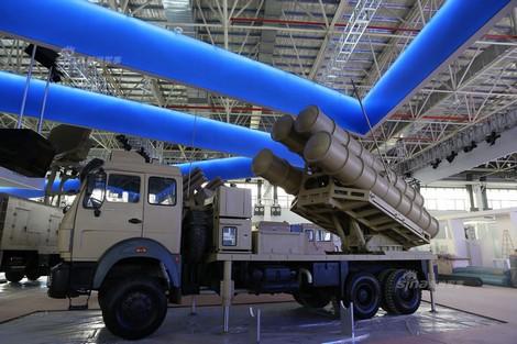 نظام الدفاع الجوي متوسط المدى الصيني Sky Dragon 50