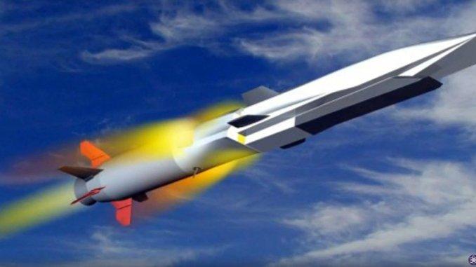 نموذج عن صاروخ تسيكرون الروسي