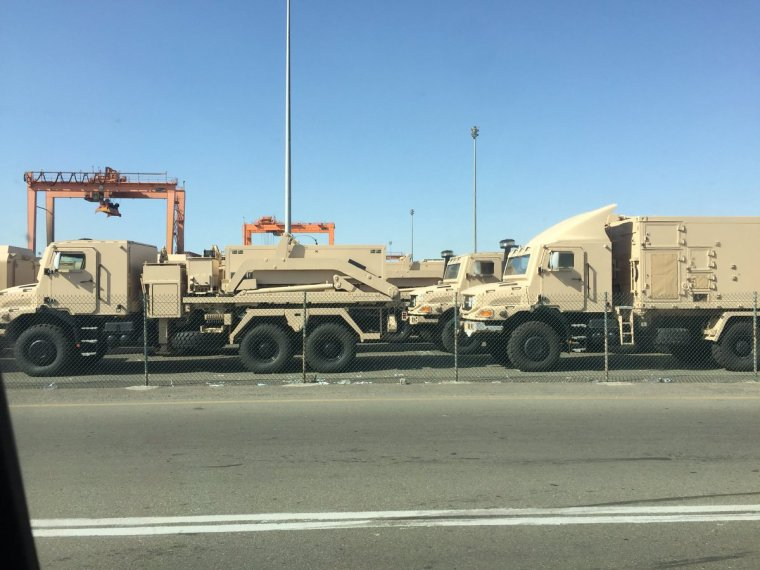 ظهور نظام  VL MICA في ميناء جدة الإسلامي في المملكة العربية السعودية