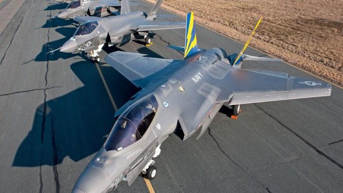 مقاتلات أف-35