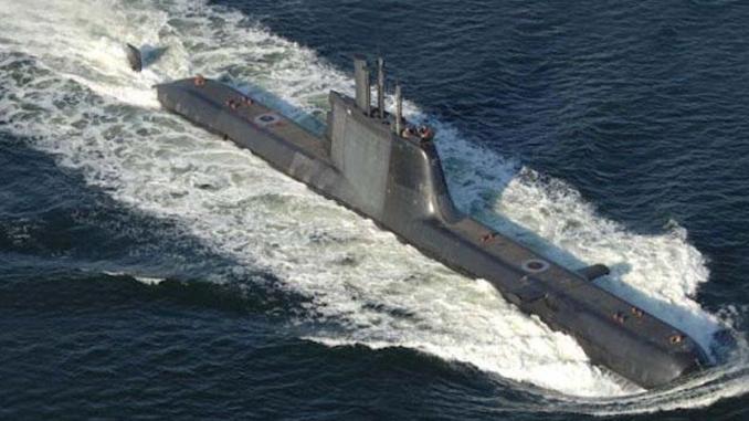 غواصة أغوستا 90 الباكستانية (صفحة البحرية الباكستانية)