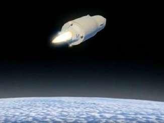 """رأس صاروخي فرط صوتي """"أفانغارد"""" (روسيا اليوم)"""