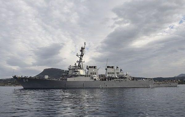 مدمّرة USS Carney الأميركية
