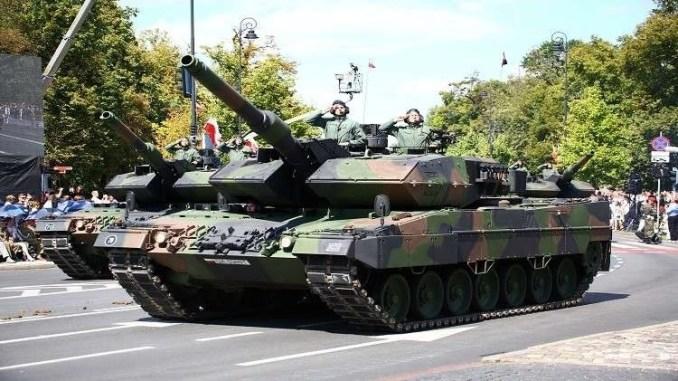 دبابة أبرامز الأميركية