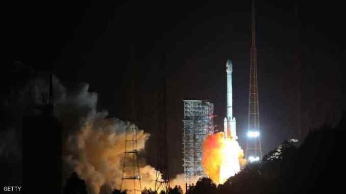 إطلاق الصاروخ الصيني شتونغ-تشينغ ليانغ-جينانغ ستار