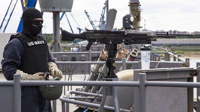 وحدة بحرية أميركية تشارك في مناورات بلتويس 2016