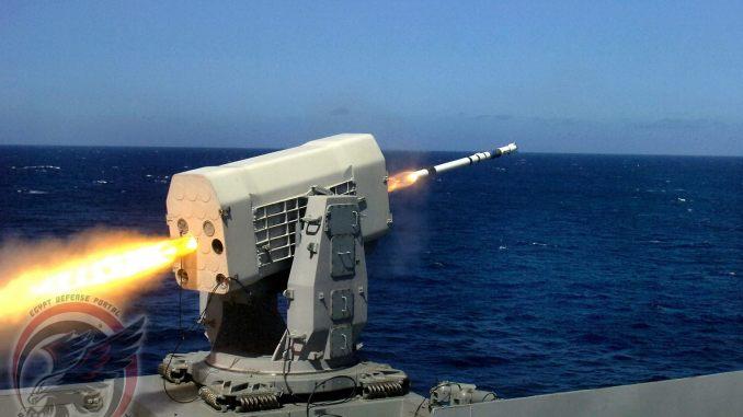 منظومة صواريخ RIM-116C Block 2 (بوابة الدفاع المصرية)