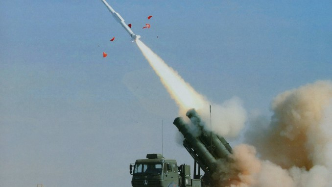 منظومة صواريخ سكاي دراغون 50