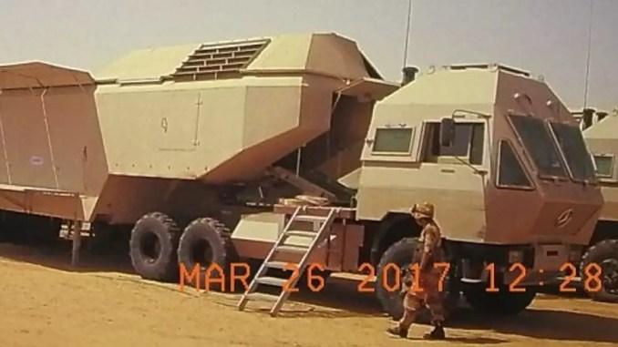 المدرعة السعودية التي ظهرت مؤخراً في حوزة القوات المسلحة (The Drive)
