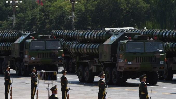 قاذفة صواريخ صينية