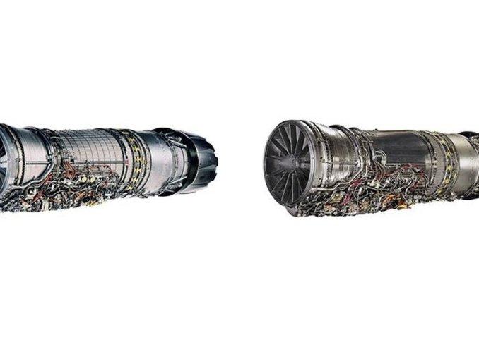 محركات الطائرات العسكرية من إنتاج شركة جنرال إلكتريك