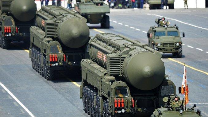 منظومة صواريخ يارس الروسية (صورة أرشيفية)