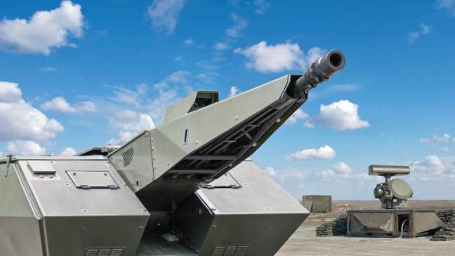 منظومة الدفاع الجوي C-RAM من إنتاج شركة Rheinmetall