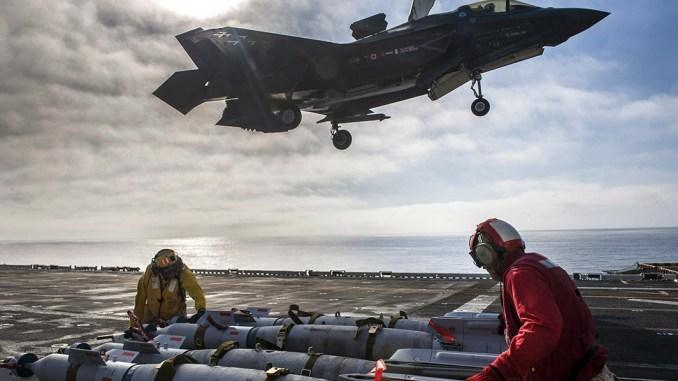 مقاتلة F-35B