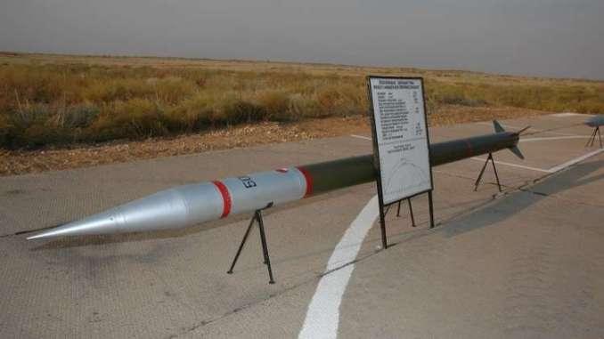 صاروخ شبح