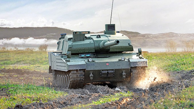 دبابة ألتاي