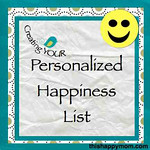 Creating your personalized happiness list at thishappymom.com
