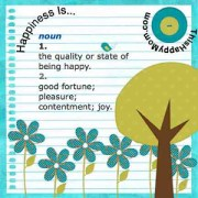 My Happiness Vision from thishappymom.com
