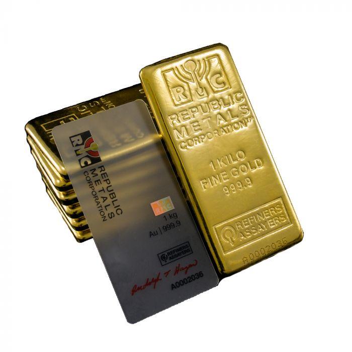 republic metals 1 kilo