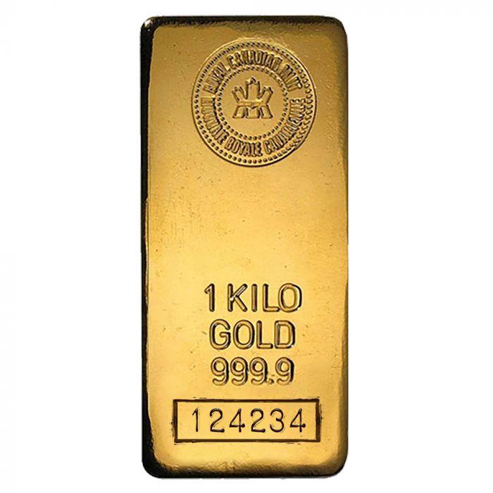 rcm 1 kilo gold