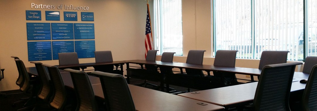 Conference Room Rental - North San Diego Business Chamber