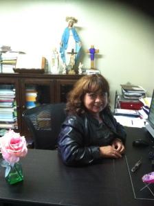 Alicia Gutierrez : Faith Formation / Hispanic Ministry Coordinator