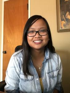 Dorinamae Cueva : Confirmation Coordinator / Young Adult Coordinator / Social Media Director