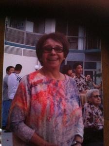 Sr. Ruth Marie Barreda : Pastoral Associate