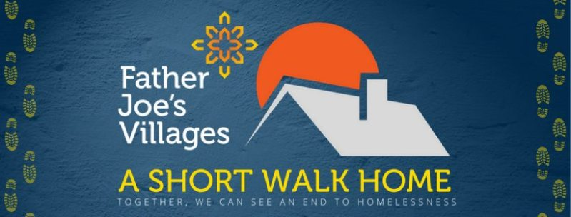 Father Joe's Villages' A Short Walk Home 2018