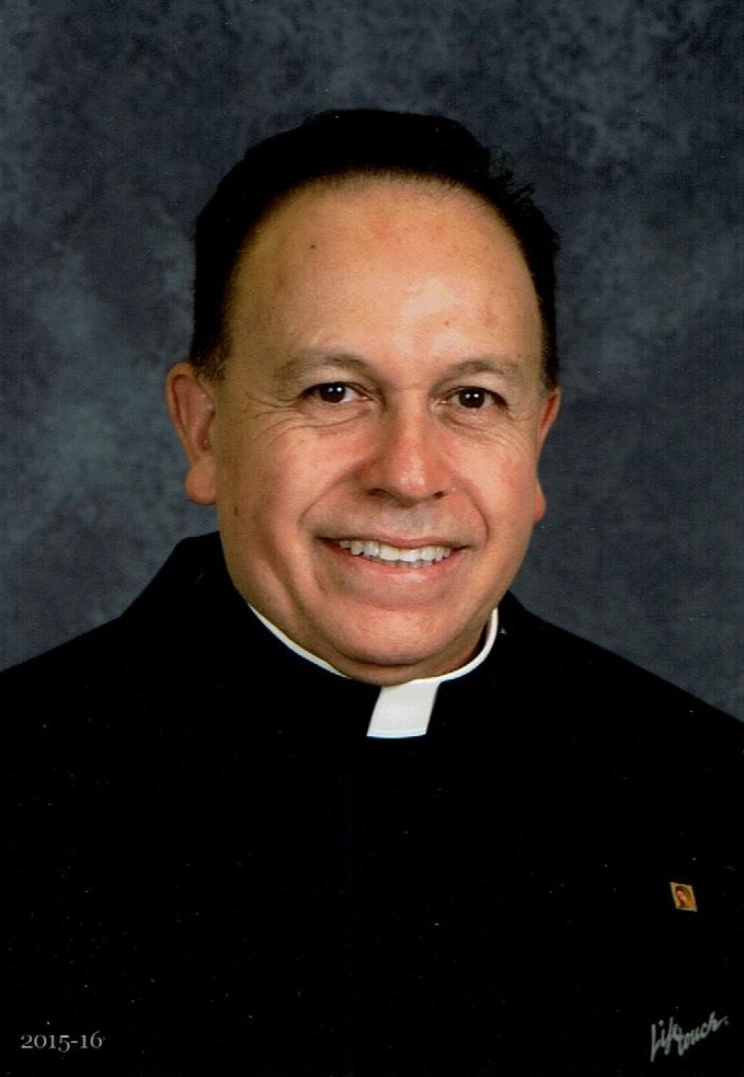Rev. Peter Navarra : Pastor