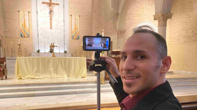 Cathedral Announces Last Weekend of Live Streamed Masses
