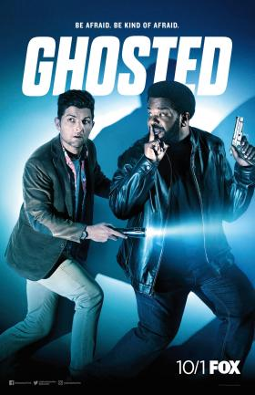 Ghosted Preview Poster