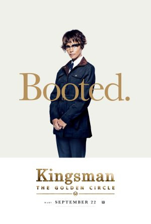 Kingsman Golden Circle karakterposters Ginger