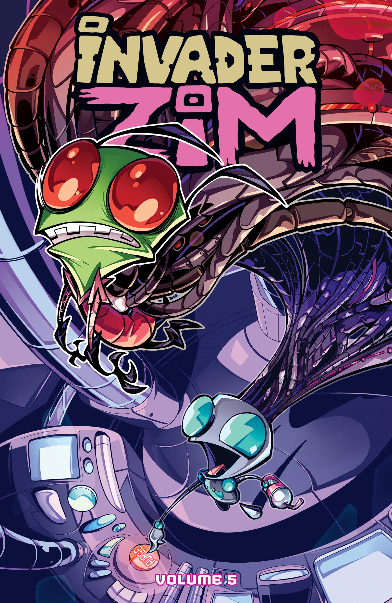 Invader Zim Comic - Read Invader Zim Online For Free