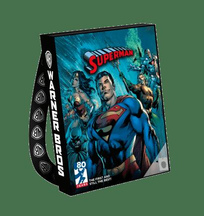 SDCC Exclusive Warner Brothers Bag - Man of Steel Superman