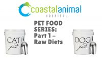 Pet Food Series, part 1: Raw Diets