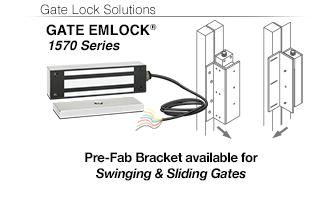 1575 Series Electromagnetic Gate Locks